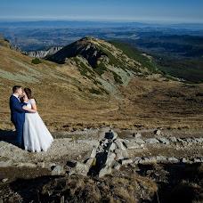 Wedding photographer Marcin Czajkowski (fotoczajkowski). Photo of 21.10.2018