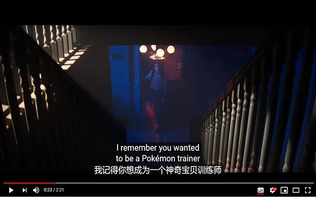 YouTube™双字幕