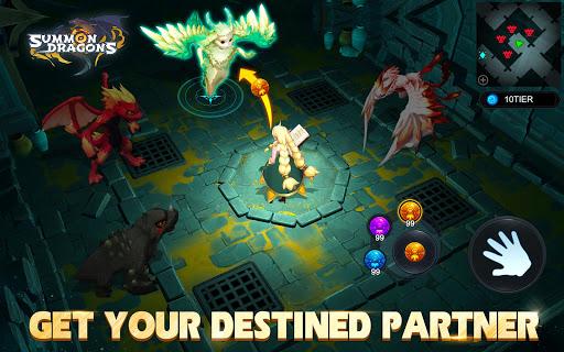 Summon Dragons modavailable screenshots 8