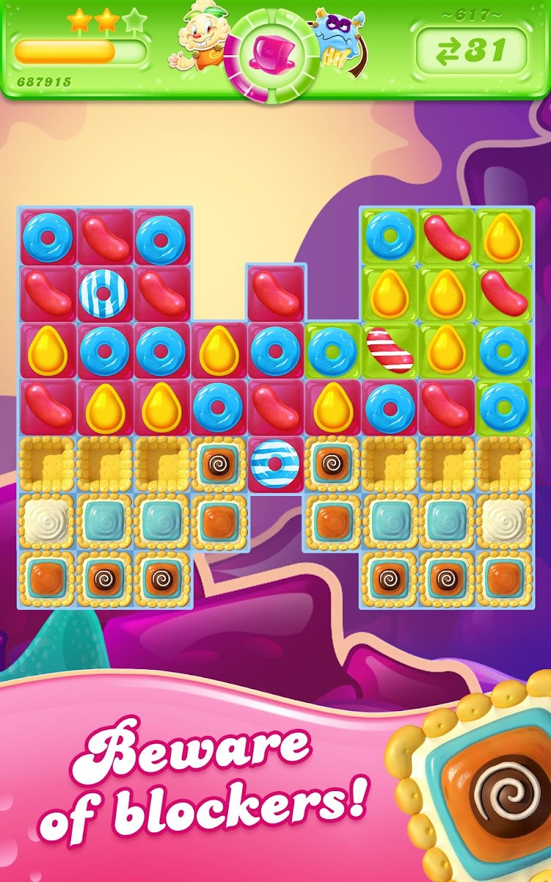 Candy Crush Jelly Saga Screenshot 8