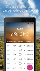 Météo Pocket screenshot 2