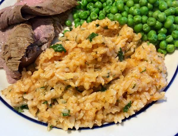 Chimichurri Rice Recipe