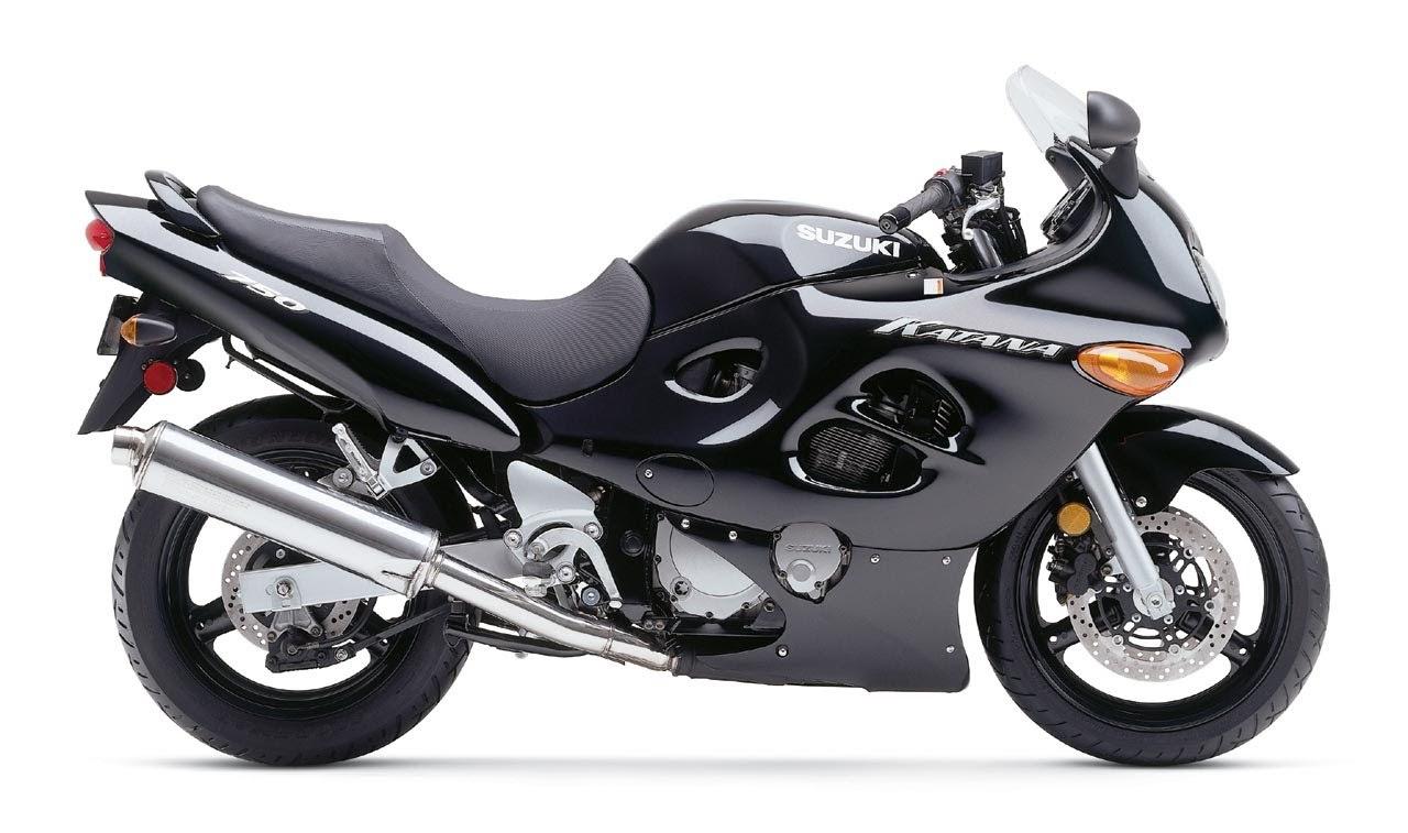 suzuki GSX 750 katana-manual-taller-despiece-mecanica
