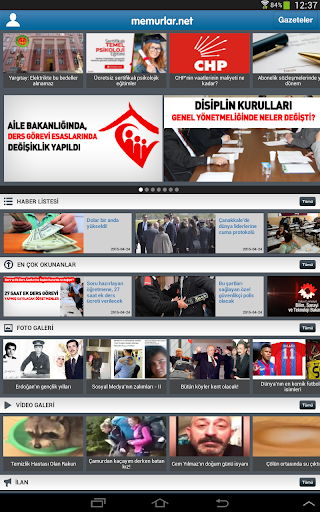 Memurlar.net screenshot 8