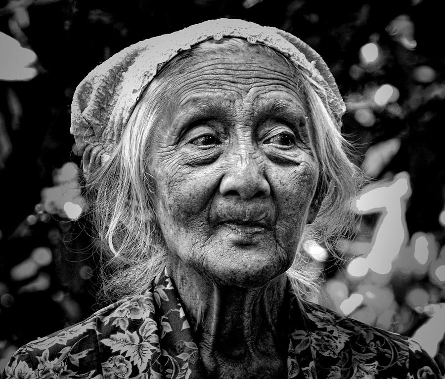 by Kuswarjono Kamal - People Portraits of Women