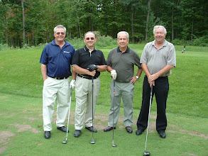 Photo: Neil Scarfe, Phil Viau, Winston Burchill, Dick Rocque