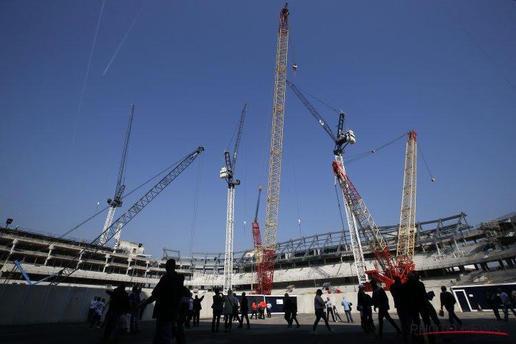 La NFL a financé la construction de ce stade anglais