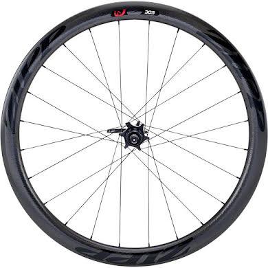 Zipp 303 Carbon Clincher Tubeless Disc Rear Wheel, 700c V2 alternate image 2