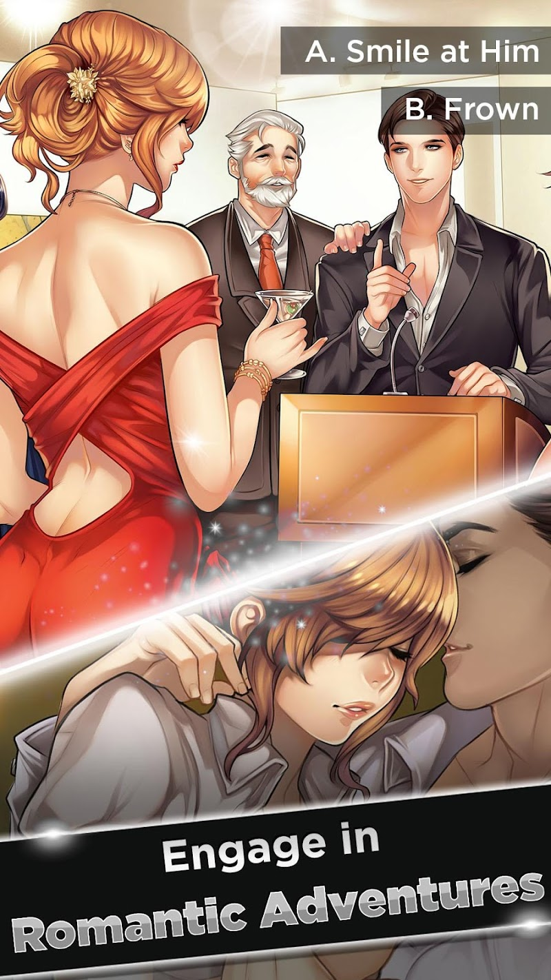Is-it Love? Ryan: Choose your story – Otome Games Screenshot 2