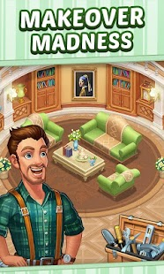 Matchington Mansion: Match-3 Home Decor Adventure - náhled