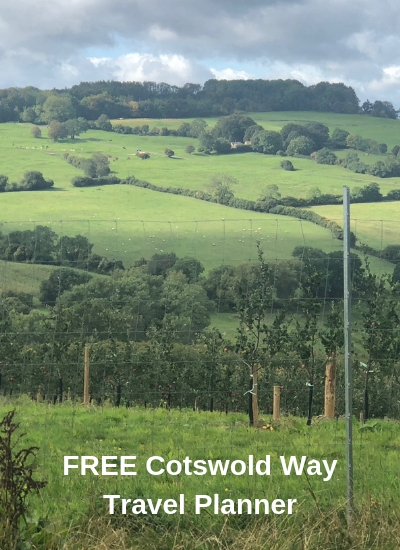 Click for your FREE Cotswold Way Travel Planner