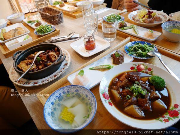 馨苑小料理※飲食空間,適合家庭跟三五好友聚餐的台菜料理。想點合菜或是一人一份餐都可以