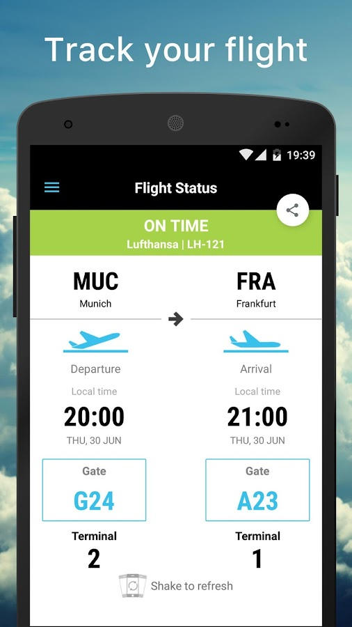 Quicket, your travel companion- screenshot