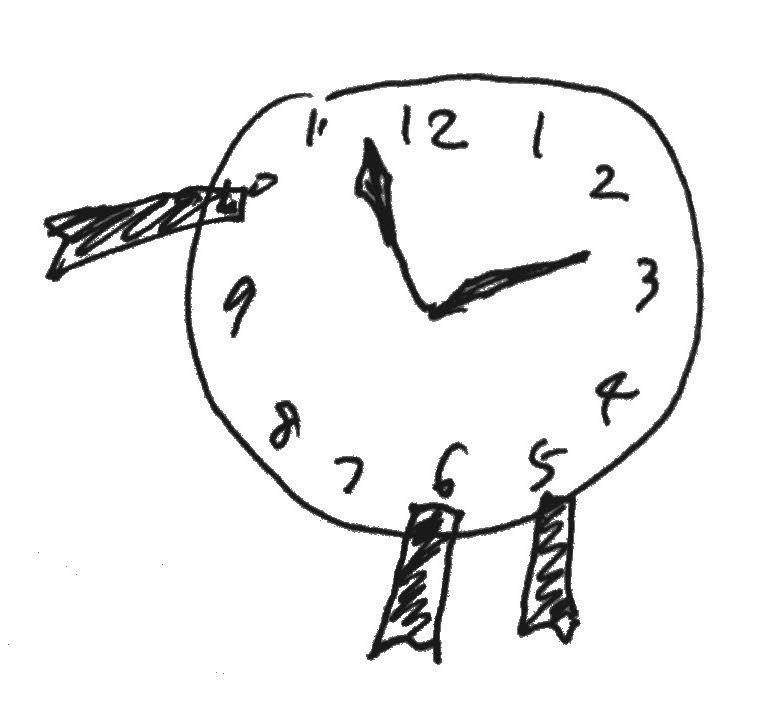 시계 시각화