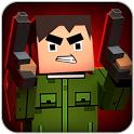 Pixel Army Base Shooter Mini icon