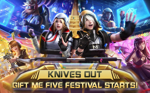 Knives Out-No rules, just fight! modavailable screenshots 7