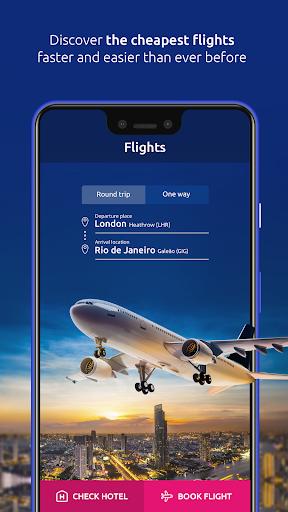 eSky - Flights, Hotels, Rent a car, Flight deals screenshots 2
