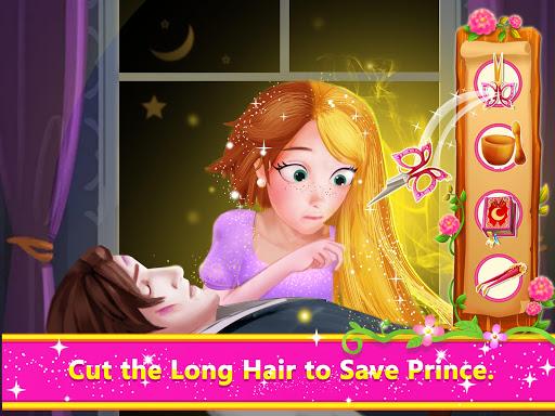 Long Hair Princess - Prince Rescue ss3