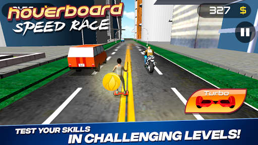 Download Hoverboard Speed Race MOD APK 3