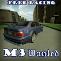 M3 Wanted: free racing icon