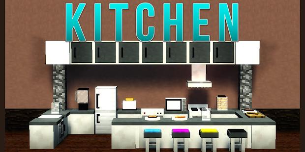 Furniture Mods for Minecraft PE - náhled