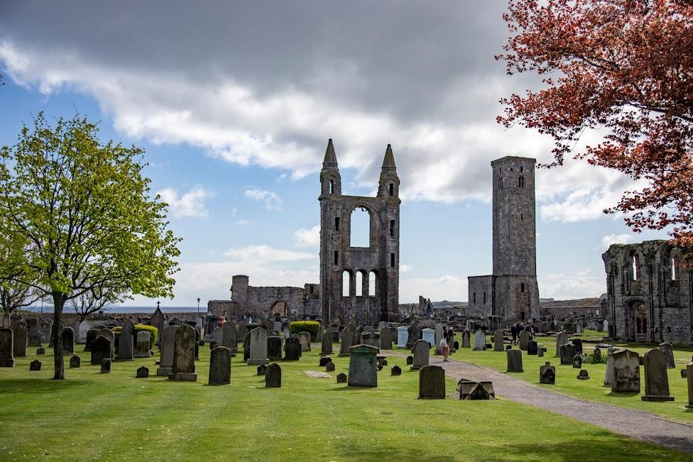 Szkocja, St Andrews