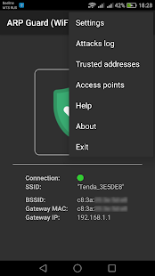 ARP Guard (WiFi Security) Screenshot