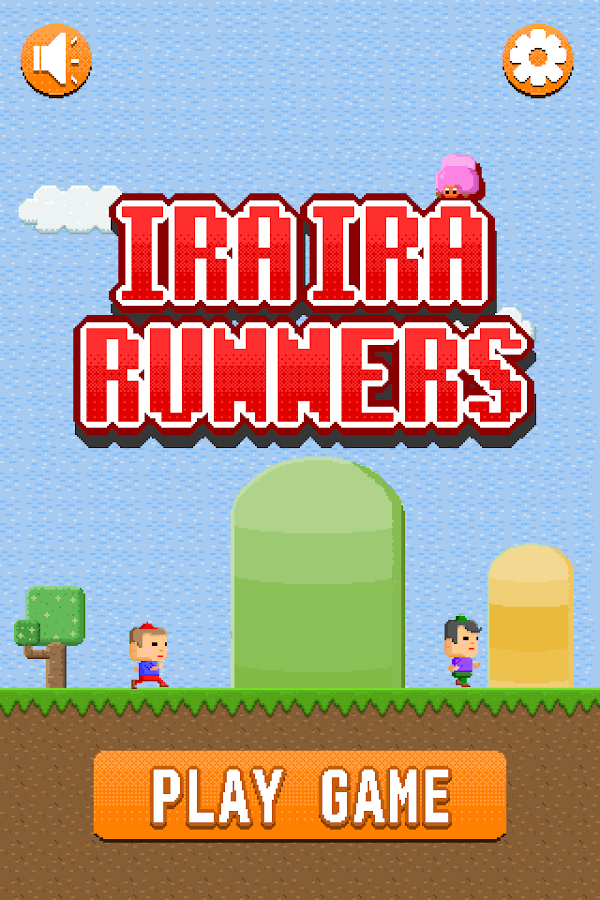 Iraira Runners- screenshot