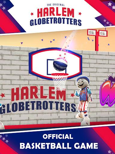 Harlem Globetrotter Basketball screenshots 1