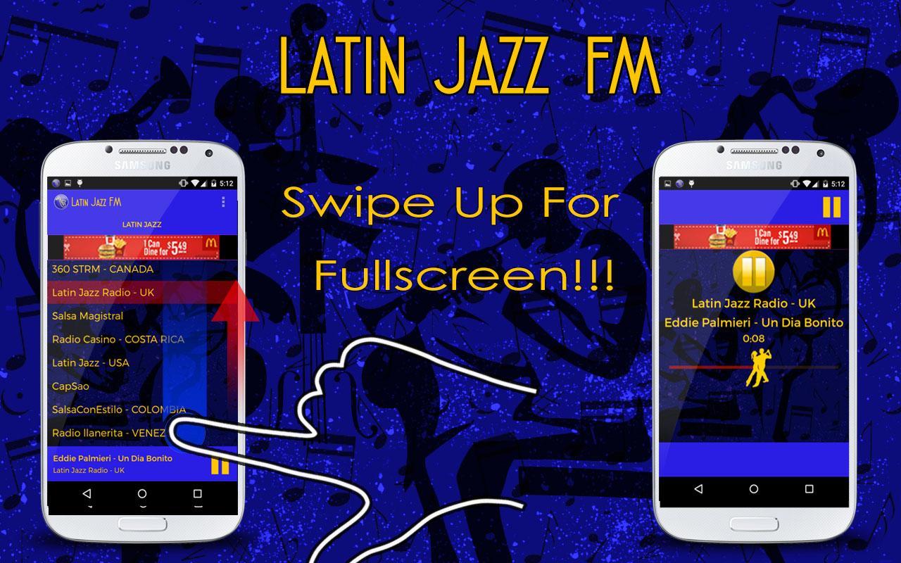 Latin Jazz Radio Station 88