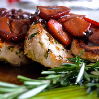 Pork With Strawberry Sauce Recipes