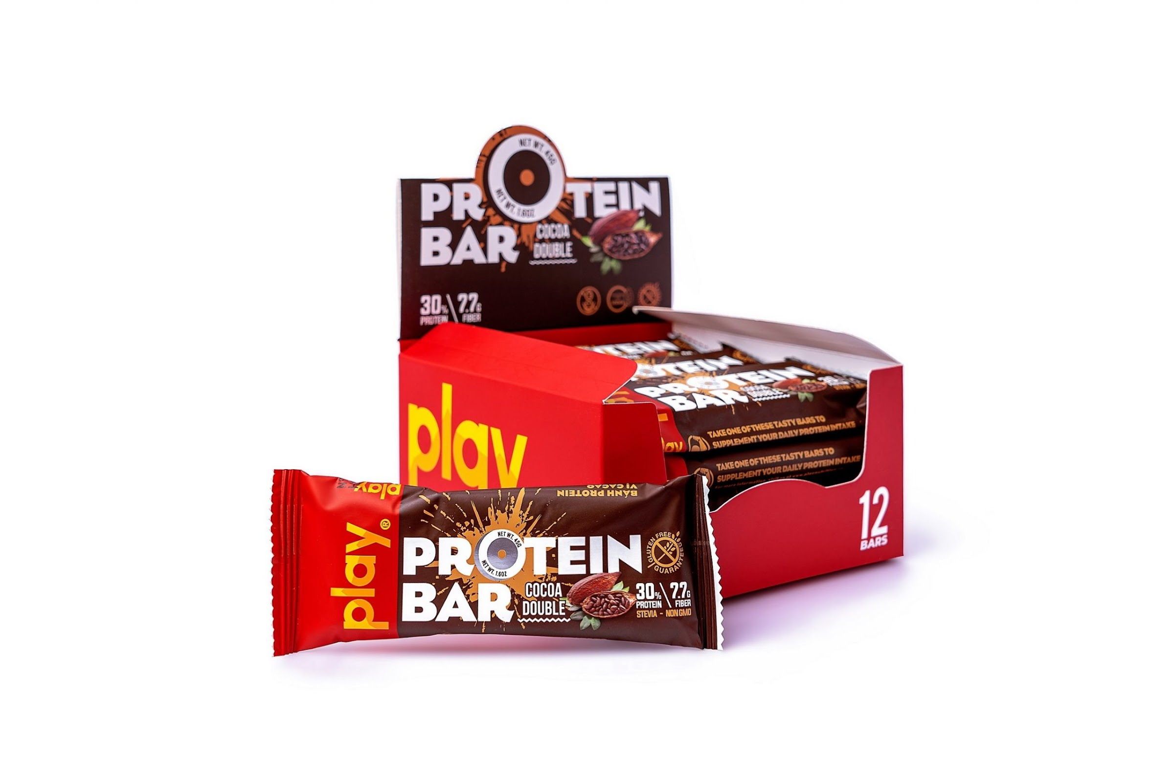 Gymers should start consuming even more protein bars