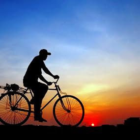by Edi Wibowo - Transportation Bicycles