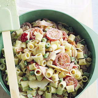 Lunch Box Pasta Salad.
