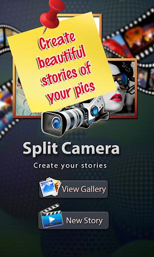 Split Beauty Camera HD