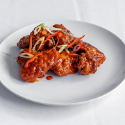 Jumbo Spicy Wings