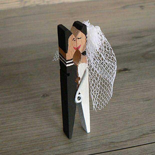 DIY Clothespins Design Ideas