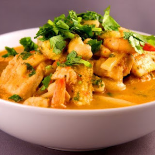 Weight Watchers Thai Red Curry Chicken