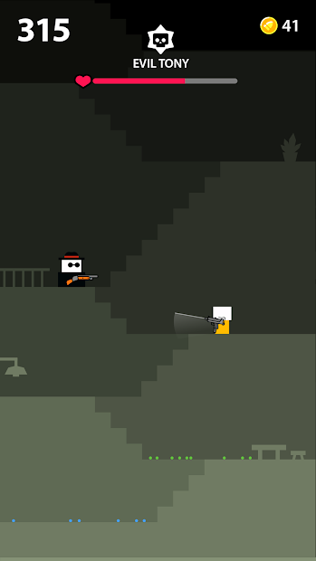 Mr Gun Android App Screenshot