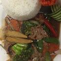 Thai Spicy Basil (L)