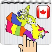 Canada Map Puzzle Game Free