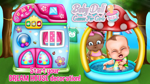 Baby Doll Games For Girls Free 6.0.2 screenshots 1