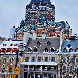 Quebec by Deanna Clark - Buildings & Architecture Public & Historical