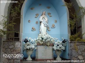 Photo: Bom Jardim - Imagem em homenagem a Nossa Senhora da Conceição