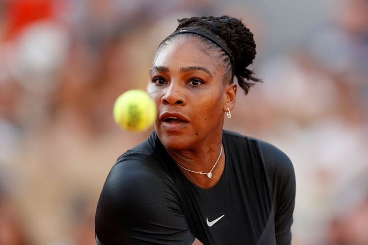 Serena Williams. Picture: REUTERS
