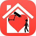 Smart Home Surveillance Picket icon