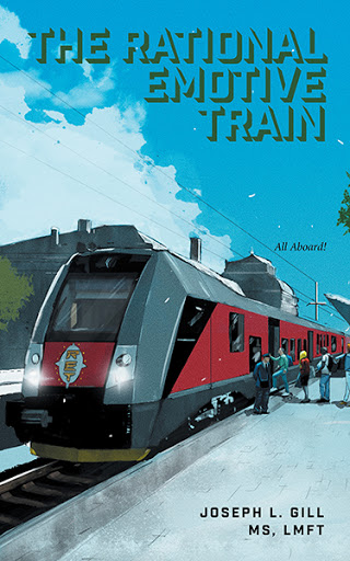 The Rational Emotive Train cover