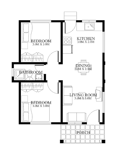 Small House Plans Ideas Apk 2