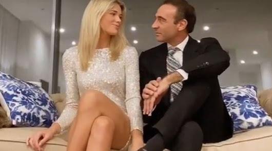 Ana Soria y Enrique Ponce estrenan 'tik tok': este es su primer y viral vídeo