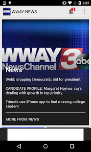 WWAY NewsChannel 3- screenshot thumbnail